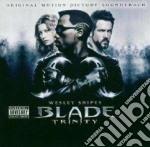 BLADE-TRINITY cd musicale di ARTISTI VARI