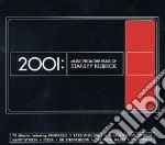 2001: MUSIC FROM FILMS OF S.KUBRIK cd musicale di Stanley Kubrick