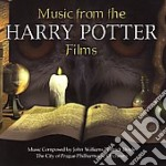 MUSIC FROM THE FILMS OF HARRY POTTER cd musicale di John Williams