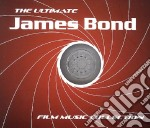 007 James Bond - The Ultimate Film Music Collection (4 Cd) cd musicale di