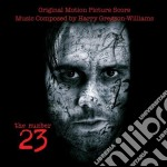 THE NUMBER 23 cd musicale