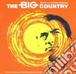 THE BIG COUNTRY cd musicale di Jerome Moross