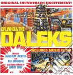 Doctor Who & The Daleks cd musicale di OST