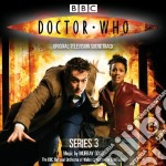 Murray Gold Original Tv St - Doctor Who Series 3 Original Tv St cd musicale di Ost