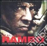 RAMBO cd musicale di OST