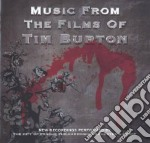 Tim burton cd musicale di CITY OF PRAGUE PHILA