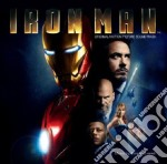 IRON MAN cd musicale di OST