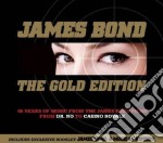 James Bond Gold Edition cd musicale di Artisti Vari