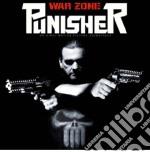 WAR ZONE PUNISHER                         cd musicale di ARTISTI VARI