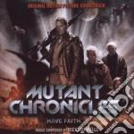 Richard Wells - Mutant Chronicles cd musicale
