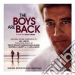 The boys are back cd musicale di OST