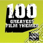 100 greatest film themes 2 cd musicale di OST