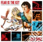 Fear is the key cd musicale di OST