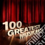 100 greatest musicals cd musicale di OST