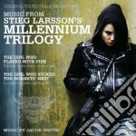MILLENNIUM TRILOGY                        cd musicale di Jacob Groth