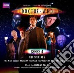 Doctor who-series 4-the specials cd musicale di ARTISTI VARI