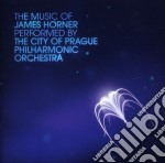 Music of james horner cd musicale di Ost