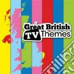Great british tv themes cd musicale di Ost