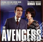 The avengers cd musicale di Howard Blake
