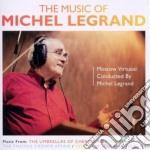 The music of michel legrand cd musicale di Michel Legrand