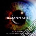 Human planet cd musicale di Ost