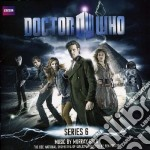Doctor who series 6 cd musicale di Ost