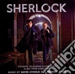 Sherlock - Season 01 cd musicale di Ost
