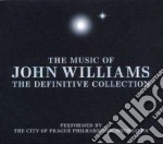 The defenitive collection cd musicale di John Williams