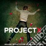 Project x cd musicale di Soundtr Ost-original