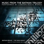 Music from the batman trilogy cd musicale di Soundtr Ost-original