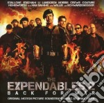 The expendables 2 cd musicale di Soundtr Ost-original