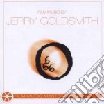 FILM MUSIC MASTERWOR cd musicale di Jerry Goldsmith