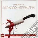 BERNARD HERRMANN-MASTERWORKS cd musicale di OST