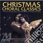 Christmas choral classics-a.v. 01 cd musicale di ARTISTI VARI