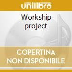 Workship project cd musicale di Jonathan Butler