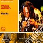 Shumba (zimbawe) cd musicale di Thomas Mapfumo