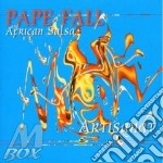 Pape Fall & African Salsa - Artisanat cd musicale di Pape fall & african