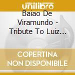 Tribute to luiz gonzaga - cd musicale di Baiao de viramundo