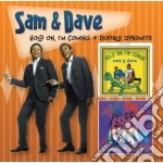 Hold on & double dynamite cd musicale di Sam & dave