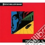 Italian x-rays cd musicale di Steve miller band