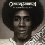 The best of arista years cd musicale di Johnson General