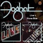 Live & stone blue cd musicale di Foghat