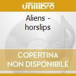 Aliens - horslips cd musicale di Horslips