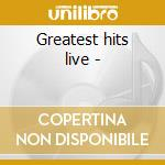 Greatest hits live - cd musicale di Don Mclean