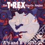 WAX CO.SINGLES'72/77(2CD) cd musicale di T.REX