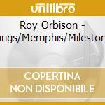 Roy Orbison - Sings/Memphis/Milestone cd musicale di Ian & blockhea Dury