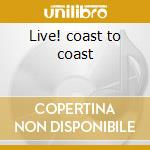 Live! coast to coast cd musicale di Teddy Pendergrass