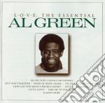 Love the essential cd musicale di Al Green