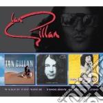 NAKED THUNDER/TOOLBOX/CHERKAZOO           cd musicale di Ian Gillan