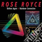 Strikes again & rainbow connection cd musicale di Rose Royce